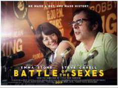 Battle of the Sexes 10/10/2017