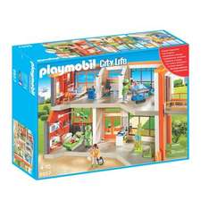 Playmobil City Life Furnished Children's Hospital (6657) instore @ Asda