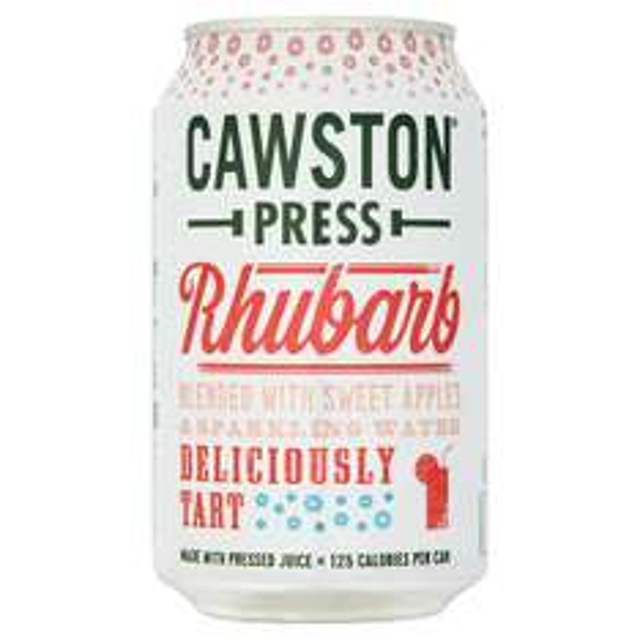 Cawston Press 24 pack apple & rubarb sparkling juice sold by Amazon - £9.76 Prime / £14.51 non-Prime
