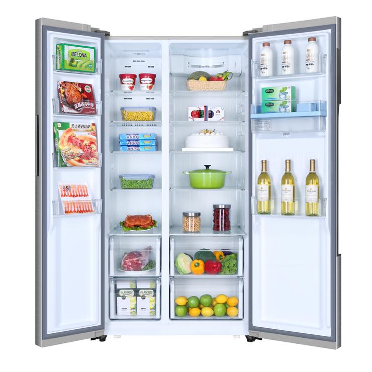Haier HRF-522WS6 American Side By Side Fridge Freezer Silver - A+ Rated w/ water dispenser  - £429.99 w/code @ Co-op electrical + FREE Rapid Del