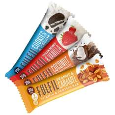 Fulfilment protein bars £1 at Iceland Warehouse Wakefield