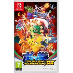 [Nintendo Switch] Pokken Tournament DX - £35.00 - GamesCentre