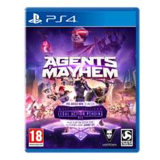 [PS4] Agents of Mayhem - £20.00 - GamesCentre