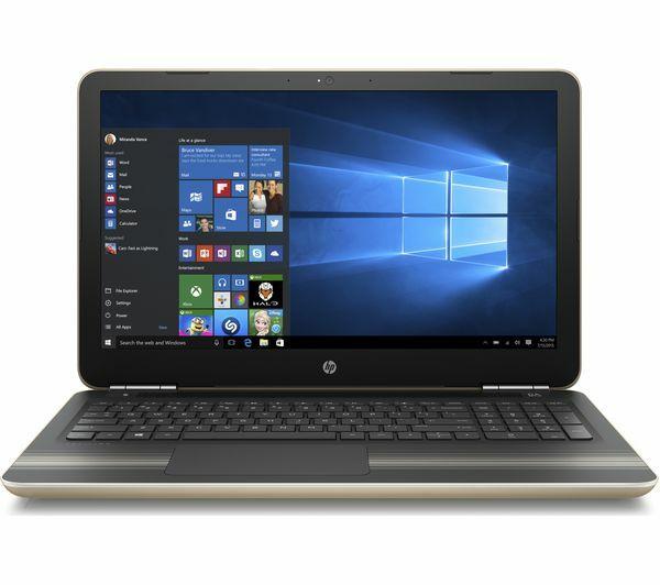 HP Pavilion 15-au153sa i5 8GB RAM 256GB SSD Currys (Llandudno)  £329.99