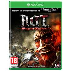 Attack On Titan: Wings of Freedom (Xbox One) £17.50 Delivered @ GAME & Amazon Prime