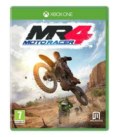Moto Racer 4 (Xbox One) £7.50 Delivered @ GAME