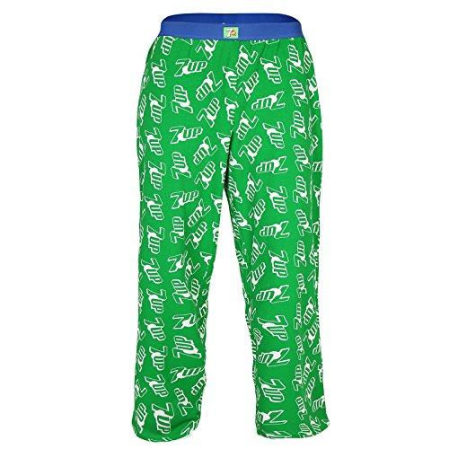 Official  7Up Soft Drink Mens Lounge Pants  / Pyjama Bottoms £4.99 delivered @ Amazon OR eBay sold by FootballShopOnline.