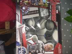 Thor - Deluxe Costume Top Set - In store Home Bargains