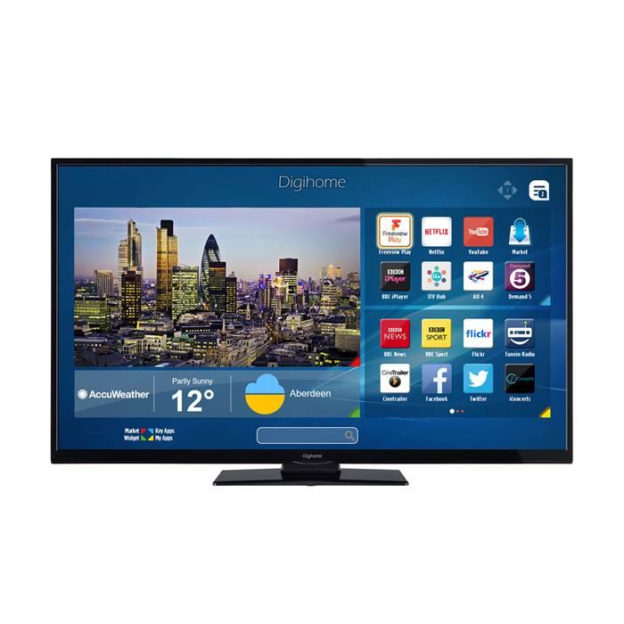 Digihome 55 inch 4K Ultra HD Smart LED TV Co-op Member price: £379