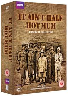 It Ain't Half Hot Mum: Series 1-8 DVD Boxset £14.39 (free delivery) using code SIGNUP10 @ zoom.co.uk