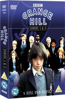 Grange Hill: Series 1 and 2 (Box Set) [DVD] - £6.74 w/code @ Zoom