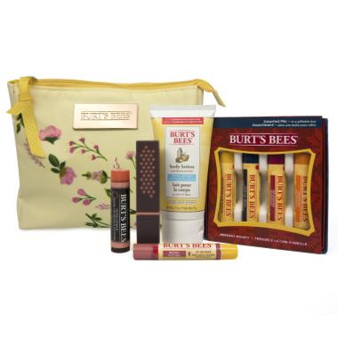 gift sets half price @ Burts bees