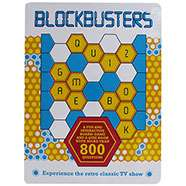 Blockbusters game Complete with game board and quiz book and answers £6.00 (£4.80 With Code) (60% Off RRP of £14.99) @ The Works C+C