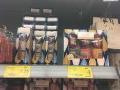 Instore at Asda Yankee candles gift sets reduced to £1.25 and £2