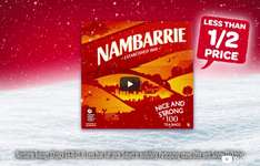 Spar/Eurospar/Vivo/Vivoxtra  NI 12 deals of Christmas (Week 2) Nambarrie Teabags 100 teabags now £1.70.