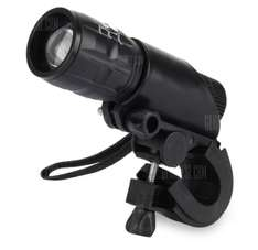Q5 3 Modes LED Bike Light Zoomable Torch 76p delivered with code @ Gearbest