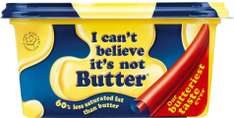 I Can't Believe It's Not Butter Original/Light 1 kg tubs-99p at Heron Foods