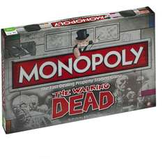 Monopoly - Walking Dead Edition £21.24 using code 'play' at iwoot