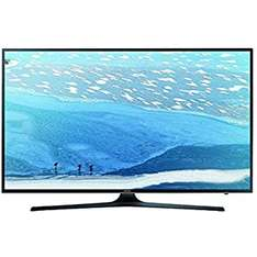 Samsung UE40KU6079UXZG 40 inch Ultra HD 4K HDR Smart TV [EU model, UK power lead] - £436.60 @ Amazon