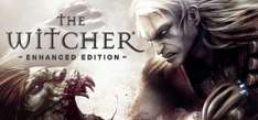 The Witcher Enhanced Edition Director's Cut £1.04 on Steam