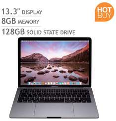 "2017 MacBook Pro MPXQ2B/A 13"" base model £1089.99 - Costco"