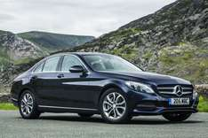 Brand New 67 reg Mercedes C200 SE 9G-Tronic Auto Saloon, save £10,615 off RRP of £30,610 (35% off!) at Drive the Deal - £19,995