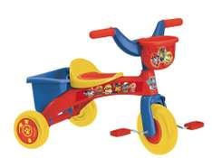 Paw Patrol Tricycle £23 delivered @ Tesco Direct