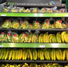 Free Bunch of loose bananas (when you make any purchase) at Co-op Food Walderslade Village store ONLY