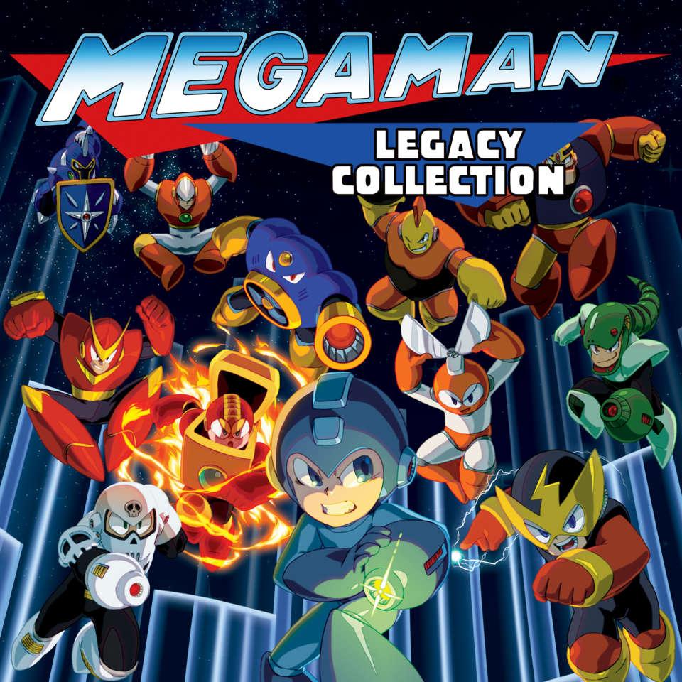 Mega Man Legacy Collection - £4.79 - Steam