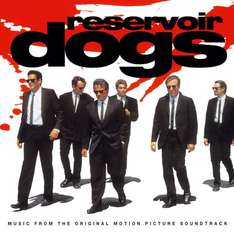 Reservoir Dogs - Original Soundtrack Vinyl (25th Anniversary) : Limited to 2000 copies / 180G Audiophile / Mixed Red & Clear Vinyl  £12.59 @ Zavvi