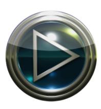 Glass PowerAmp Skin Light Blue FREE (£1.59) on Google Playstore
