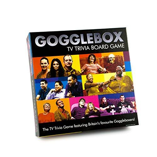 Gogglebox TV Trivia Board Game £8.64 prime / £13.39 non prime @ Amazon
