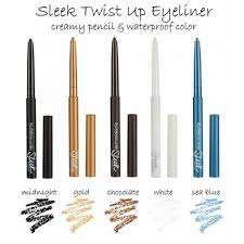 Deal Stack on Sleek makeup eye and lip liners £1.98 for 3 plus free gift/free delivery for cardholders @ Superdrug