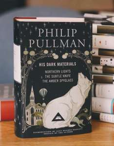 His Dark Materials Trilogy: Gift Edition (hardback) £9.70 delivered @ A Great Read