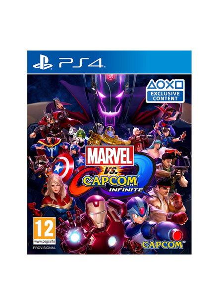 Marvel vs Capcom Infinite (PS4/XO) Base.com