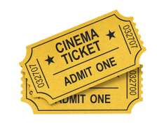 1 x Cinema ticket to use on any Sunday until 12/11/17 PLUS 500g Peanut M&Ms for £3.38 last day for offer is TODAY - SweetSundays