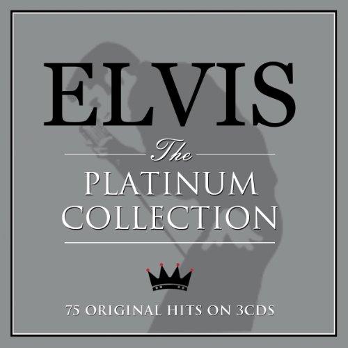 Elvis - the platinum collection CD box set (plus free digital downloads) £3 @ Amazon - Prime Exclusive