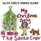 Personalised Xmas  song for kids ( MP3 download)  79p