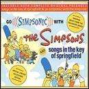 Go Simpsonic with The Simpsons: Songs in the Key Of Springfield 2cd only £2.99 delivered @ HMV + Quidco!