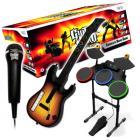 Guitar Hero World Tour, Nintendo Wii. £146.49 WITH Extra Guitar in stock @ shopto.net + Quidco
