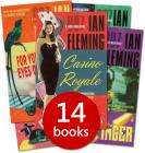 Complete James Bond Collection - Ian Fleming's 14 Books £14.99 @ The Book People