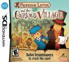 Professor Layton & The Curious Village Game (DS) for £19.99 ex Vat from Makro