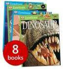 DK Eyewitness Collection - 8 Books only £12.99 (RRP £63.92) @ The Book People + Free Delivery