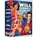 Will Ferrell Collection (6 dvd box set): Anchorman: the Legend Of Ron Burgundy / Wake Up Ron Burgundy / Blades Of Glory / Old School / Night At The Roxbury / Superstar - down to £12.99 delivered @ HMV!