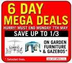6 Day Mega Deals At  Argos - including  great PSP Deal (Game & Accs £129.99), Dyson DCO8 - £125 etc.