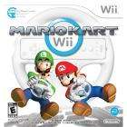 Mario Kart with Wii Wheel for only £29.33 in Sainsburys