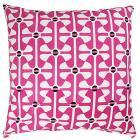 Bright pink cushion cover £2.42 @ John Lewis