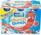 Nestle Munch Bunch Drink + Strawberry Probiatic with Omega 3 and Calcium (6x90g)   was £1.99 Now  99p @ Tesco
