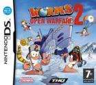 Worms Open Warfare 2 for Nintendo DS £8.99 delivered (using voucher) @ shopto