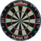 LETS PLAY DARTS! Winmau Blade III Premium Bristle Dart Board - £16.29 @ Argos